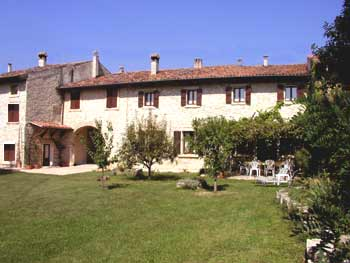 Bed and Breakfast Facciata Negrar Verona Agriturismo